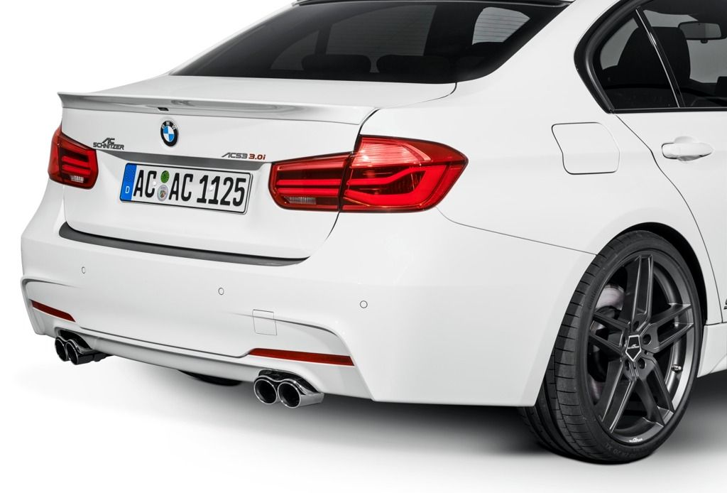 Acs3 Bmw 340i M Sport Conversion